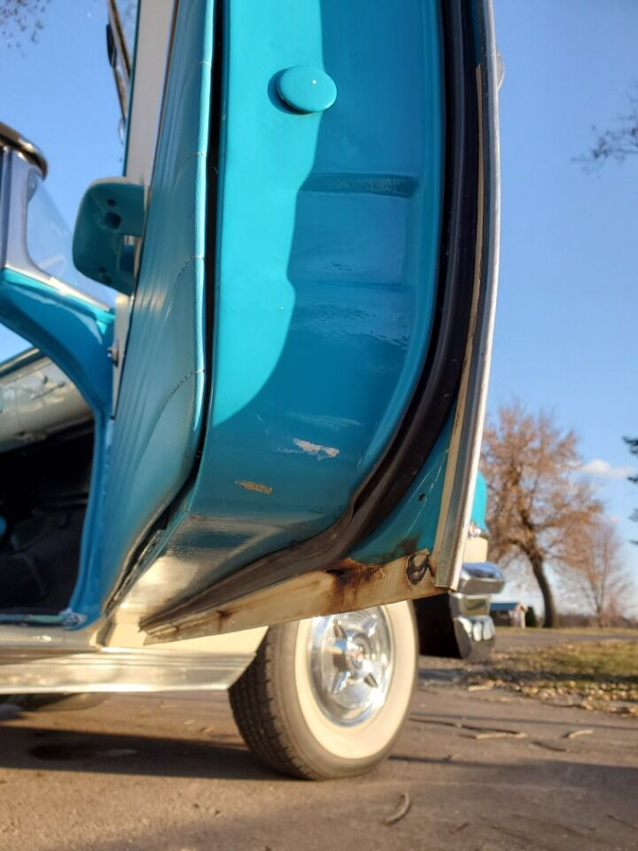 1956 Mercury Custom 78
