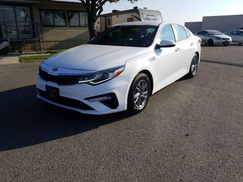 2019 Kia Optima for sale at Revolution Auto Group in Idaho Falls ID