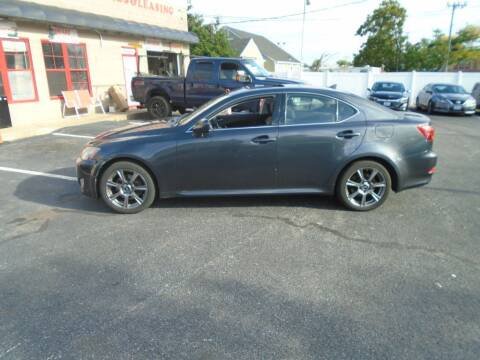 2007 Lexus IS 250 for sale at Gemini Auto Sales in Providence RI