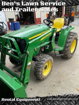 John Deere 3032E Tractor for sale at Ben's Lawn Service and Trailer Sales in Benton IL