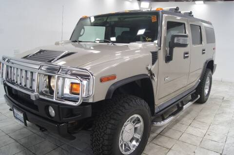 2006 HUMMER H2 for sale at Sacramento Luxury Motors in Carmichael CA