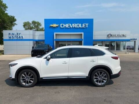2019 Mazda CX-9 for sale at Finley Motors in Finley ND