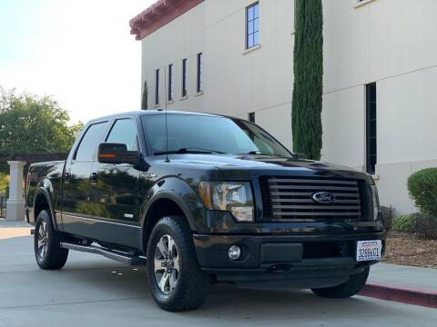 2012 Ford F-150 for sale at Auto King in Roseville CA