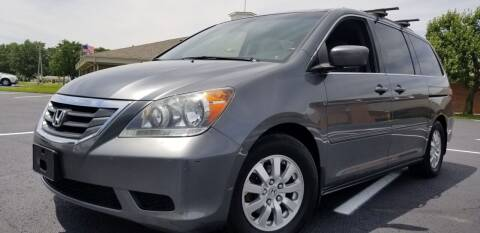 2010 Honda Odyssey for sale at Sinclair Auto Inc. in Pendleton IN