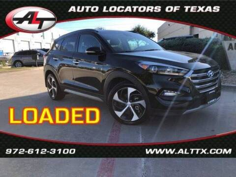2017 Hyundai Tucson for sale at AUTO LOCATORS OF TEXAS in Plano TX