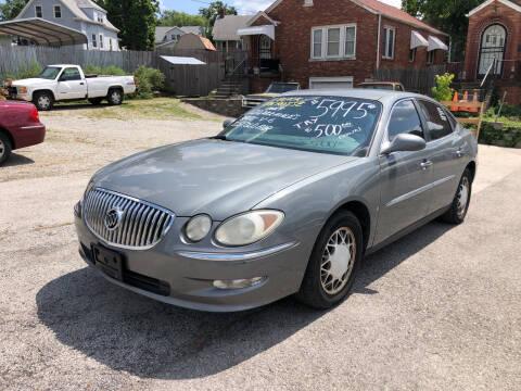 2008 Buick LaCrosse for sale at Kneezle Auto Sales in Saint Louis MO