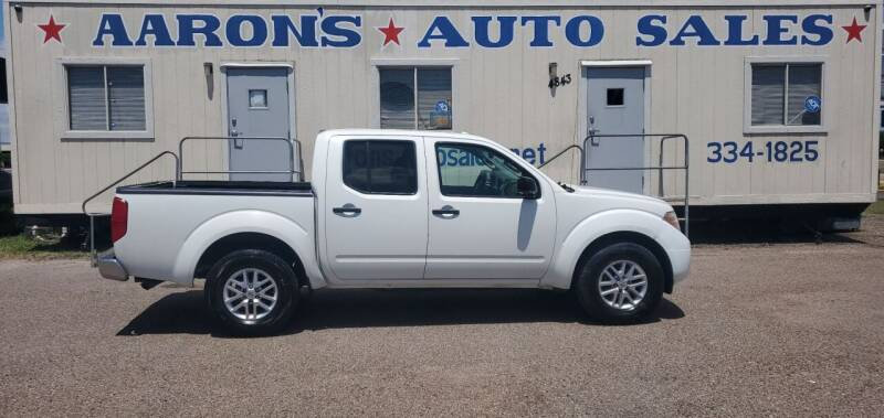 2016 Nissan Frontier for sale at Aaron's Auto Sales in Corpus Christi TX