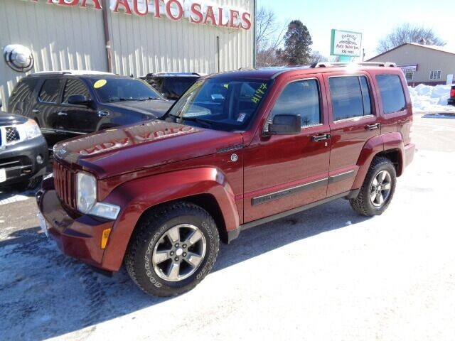 2008 Jeep Liberty for sale at De Anda Auto Sales in Storm Lake IA