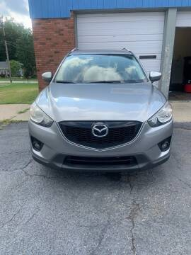 2013 Mazda CX-5 for sale at GENE AND TONYS DEMOTTE AUTO SALES in Demotte IN