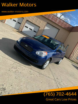2010 Hyundai Accent for sale at Walker Motors in Muncie IN