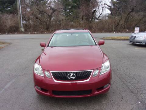 2007 Lexus GS 350 for sale at Auto Sales Sheila, Inc in Louisville KY