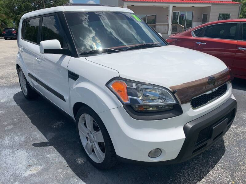 2011 Kia Soul for sale at The Car Connection Inc. in Palm Bay FL