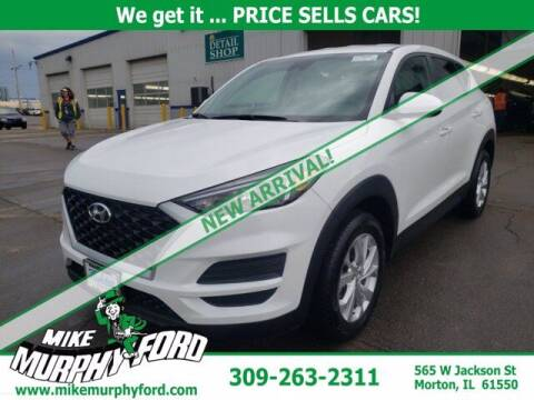 2019 Hyundai Tucson for sale at Mike Murphy Ford in Morton IL