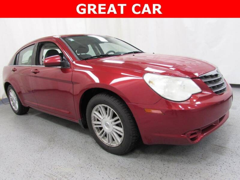 2008 Chrysler Sebring for sale at MATTHEWS HARGREAVES CHEVROLET in Royal Oak MI