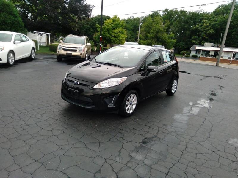 2013 Ford Fiesta for sale at Keens Auto Sales in Union City OH