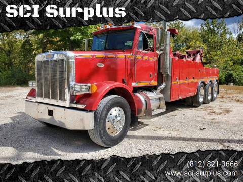 1998 Peterbilt 378 for sale at SCI Surplus in Bloomington IN
