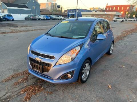 2014 Chevrolet Spark for sale at Midtown Autoworld LLC in Herkimer NY