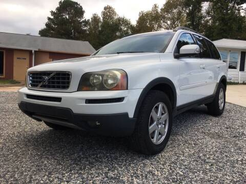 2007 Volvo XC90 for sale at Efficiency Auto Buyers in Milton GA