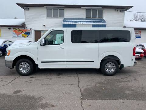 2019 Nissan NV Passenger for sale at Twin City Motors in Grand Forks ND