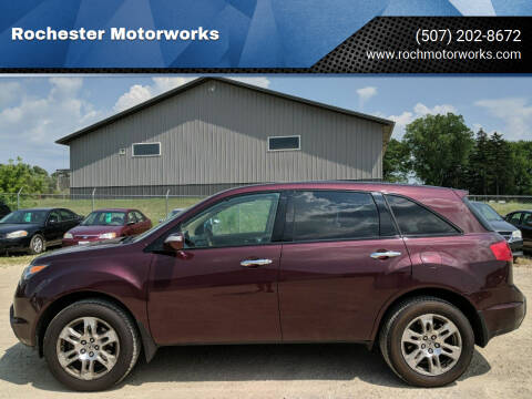 2009 Acura MDX for sale at Rochester Motorworks in Rochester MN
