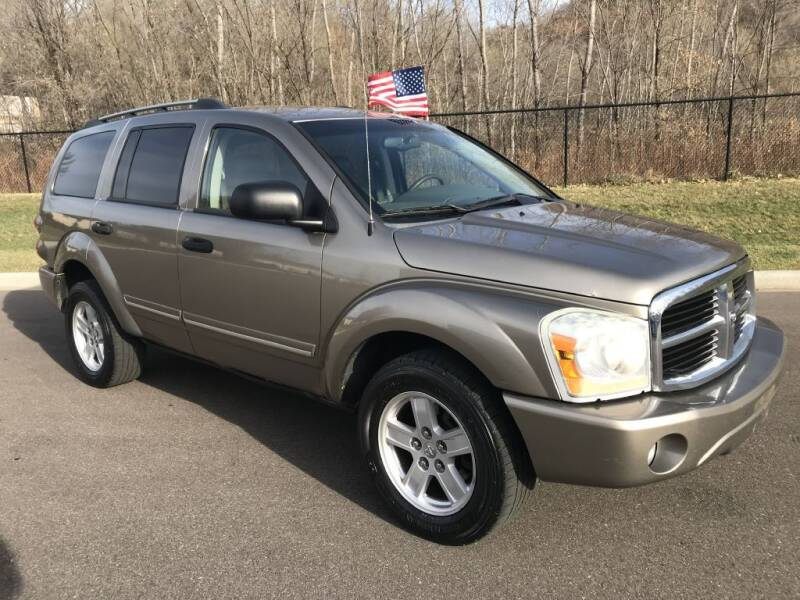2006 Dodge Durango for sale at Angies Auto Sales LLC in Newport MN