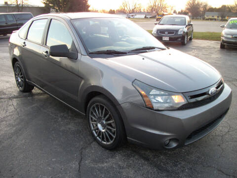 2011 Ford Focus for sale at USED CAR FACTORY in Janesville WI