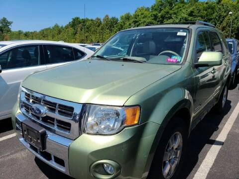 2010 Ford Escape Hybrid for sale at Glory Auto Sales LTD in Reynoldsburg OH