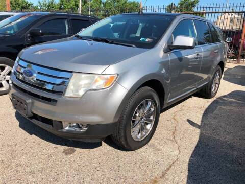 2008 Ford Edge for sale at Z & A Auto Sales in Philadelphia PA