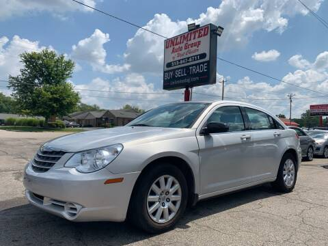 2010 Chrysler Sebring for sale at Unlimited Auto Group in West Chester OH