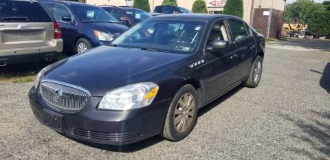2008 Buick Lucerne for sale at Central Jersey Auto Trading in Jackson NJ