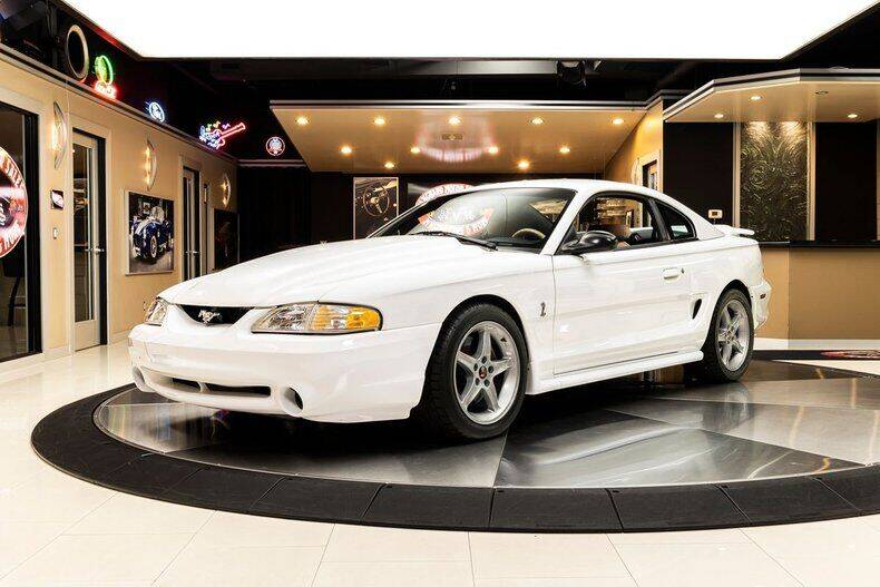 1995 Ford Mustang SVT Cobra for sale in Plymouth, MI