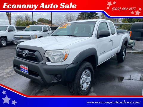 2015 Toyota Tacoma for sale at Economy Auto Sale in Modesto CA