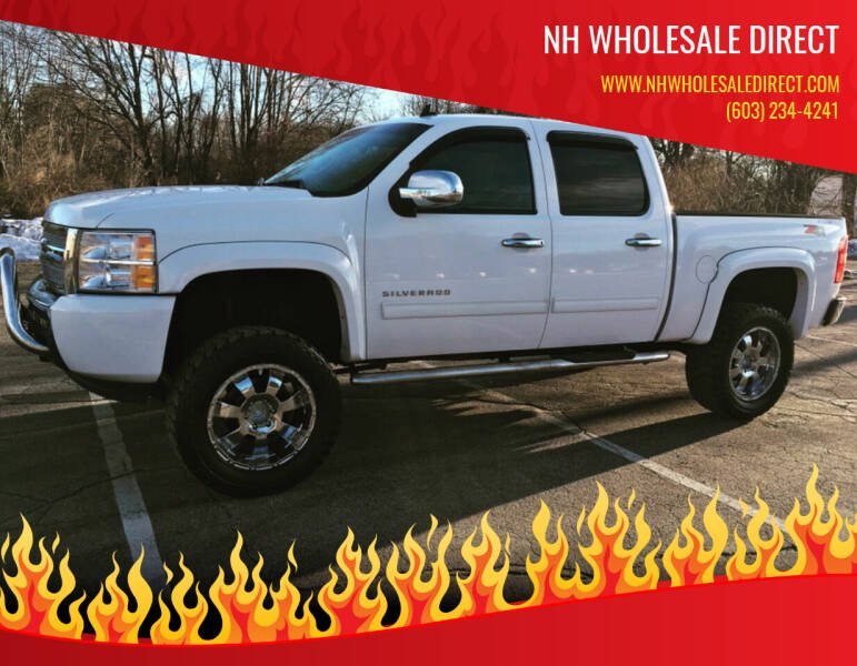 2010 Chevrolet Silverado 1500 for sale at NH WHOLESALE DIRECT in Derry NH