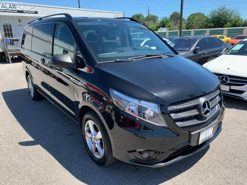 2016 Mercedes-Benz Metris for sale at KAYALAR MOTORS in Houston TX