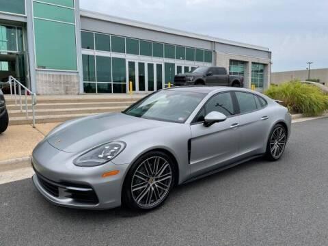 2017 Porsche Panamera for sale at Motorcars Washington in Chantilly VA