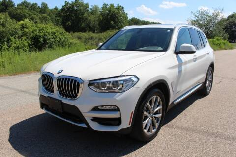 2018 BMW X3 for sale at Imotobank in Walpole MA