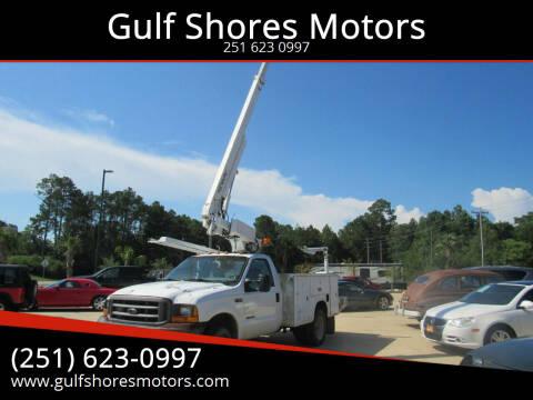 2000 Ford F-450 Super Duty for sale at Gulf Shores Motors in Gulf Shores AL