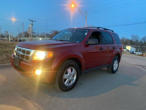 2011 Ford Escape for sale at Xtreme Auto Mart LLC in Kansas City MO