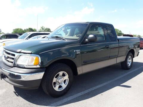 2003 Ford F-150 for sale at Ace Motors in Saint Charles MO
