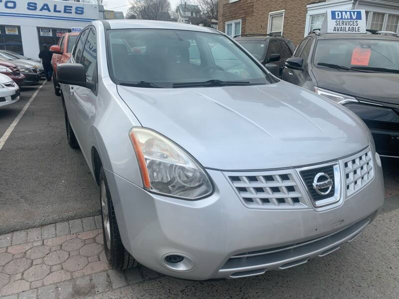 2010 Nissan Rogue for sale at White River Auto Sales in New Rochelle NY