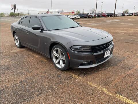 2018 Dodge Charger for sale at STANLEY FORD ANDREWS in Andrews TX