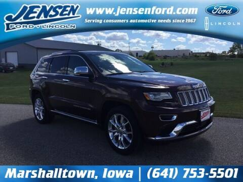 2014 Jeep Grand Cherokee for sale at JENSEN FORD LINCOLN MERCURY in Marshalltown IA