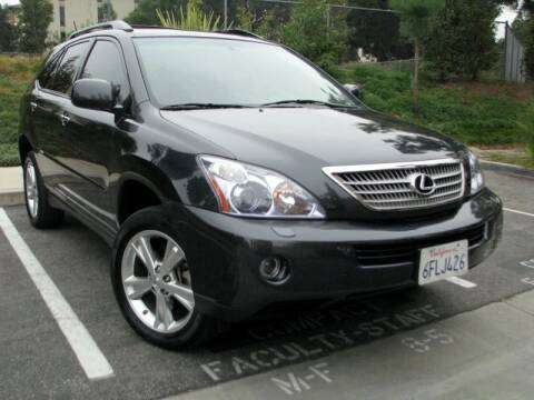 2008 Lexus RX 400h for sale at Used Cars Los Angeles in Los Angeles CA