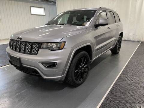 2019 Jeep Grand Cherokee for sale at Monster Motors in Michigan Center MI