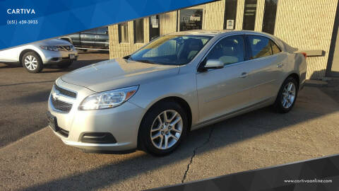 2013 Chevrolet Malibu for sale at CARTIVA in Stillwater MN