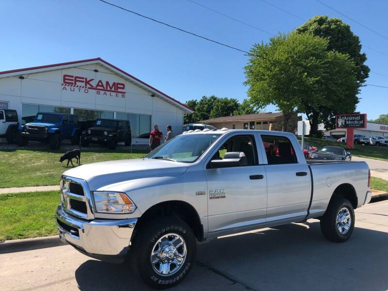 2017 RAM Ram Pickup 2500 for sale at Efkamp Auto Sales LLC in Des Moines IA