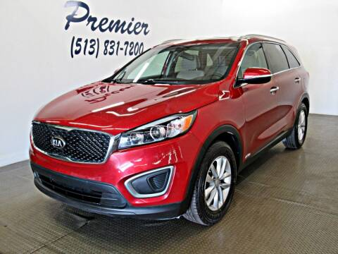 2016 Kia Sorento for sale at Premier Automotive Group in Milford OH