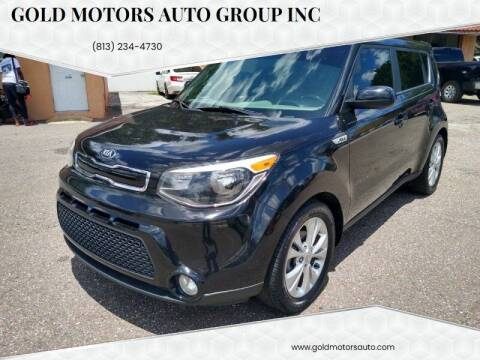 2016 Kia Soul for sale at Gold Motors Auto Group Inc in Tampa FL