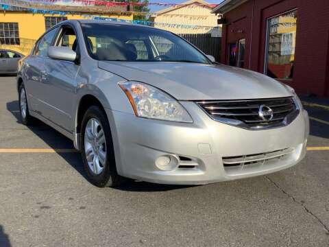 2012 Nissan Altima for sale at Active Auto Sales in Hatboro PA