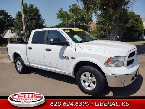 2015 RAM Ram Pickup 1500 for sale at Lewis Chevrolet Buick of Liberal in Liberal KS